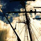 Great Rig in the Sky by artfulvistas