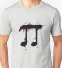 Pi note Unisex T-Shirt