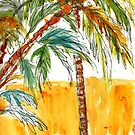 Saulita Palms by Sally Griffin