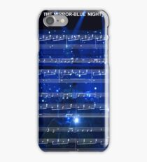 The Mirror - Blue Night - Spring Awakening iPhone Case/Skin
