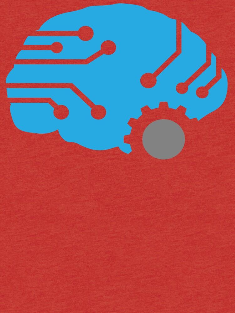 Meat.Space Brain by dbabecker