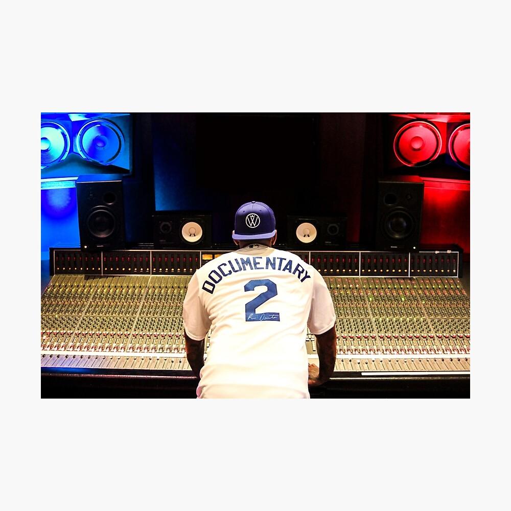 Der Dokumentarfilm 2 Inoffizielle Album Cover 2015 Fotodruck