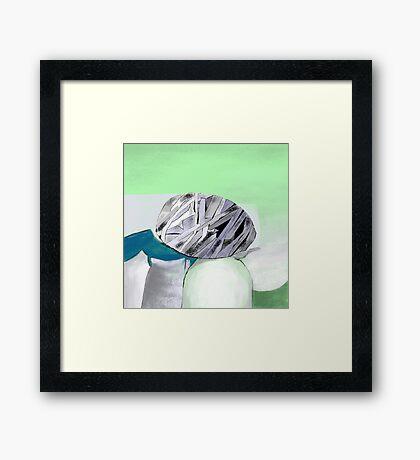 """""""Pain""""  Framed Print"""