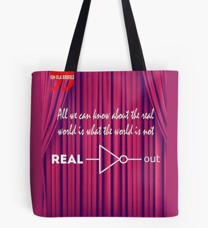 Knowing What To Discard Is Knowledge Tote Bag