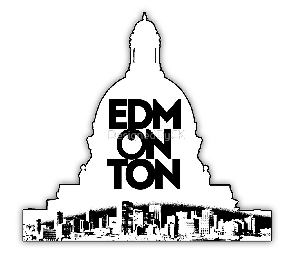City Series - EDMONTON by DesignedByCK