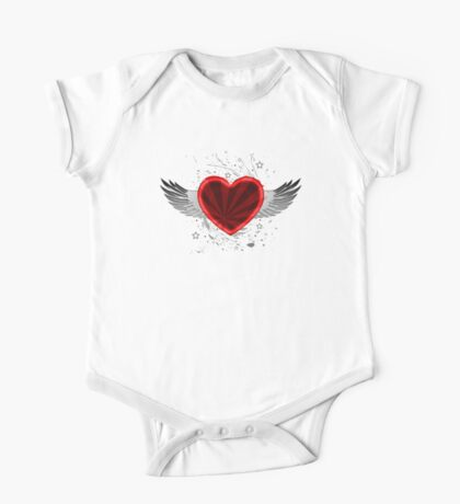 Wing Heart Kids Clothes