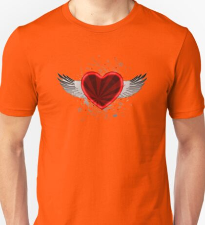 Wing Heart T-Shirt