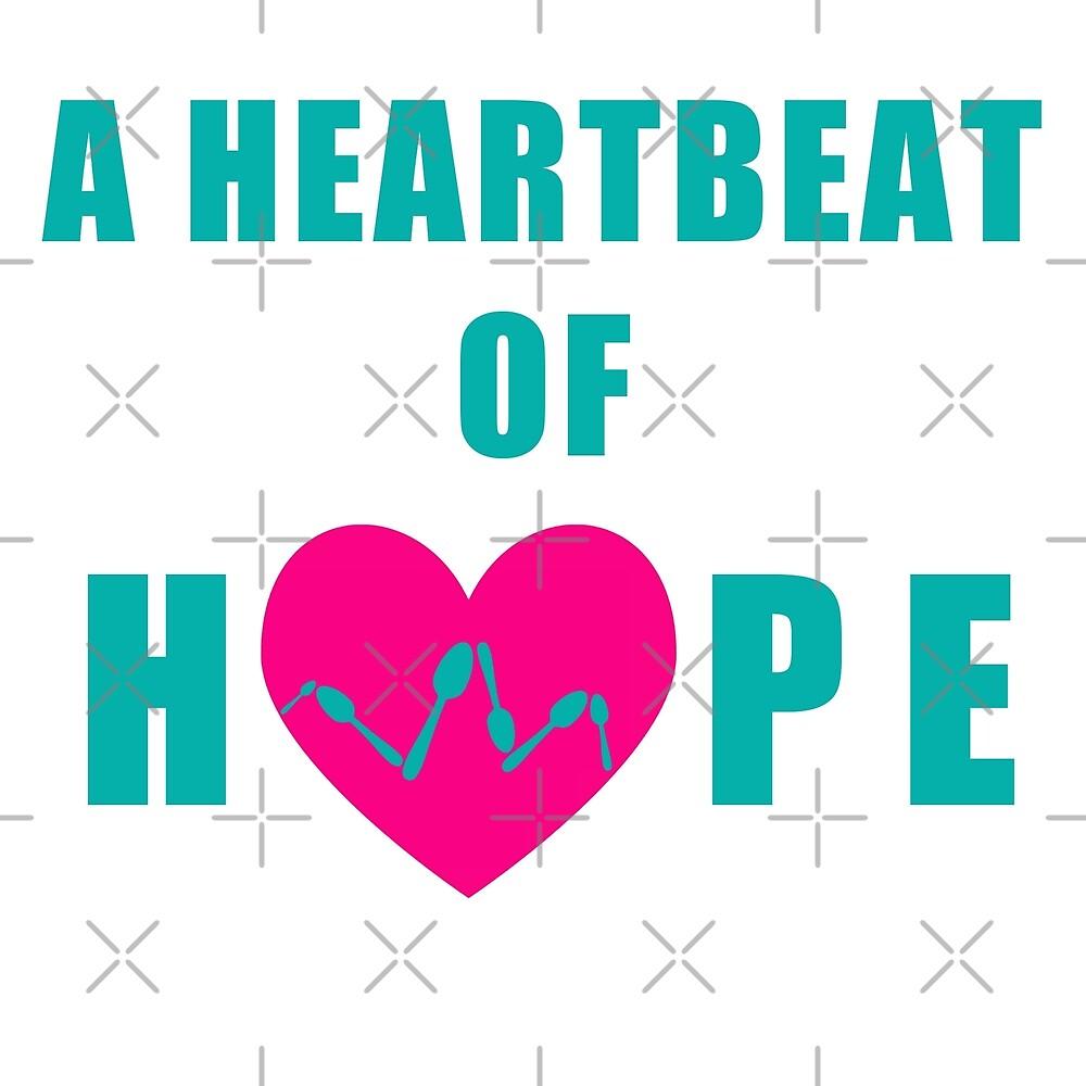 A Heartbeat of Hope by Nisa Katz