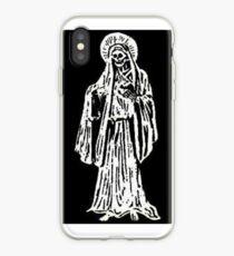 Santa Muerte iPhone-Hülle & Cover