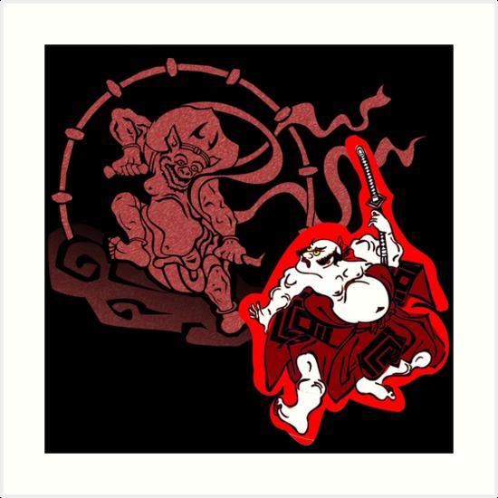 Inner Demons  by SMALLBRUSHES