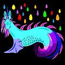 Sea Unicorn by Melanie Jeyakkumar
