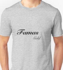 Famas Gold Black ops Addict Unisex T-Shirt