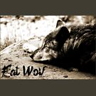 Fat Wolf - Sepia by danbadgeruk