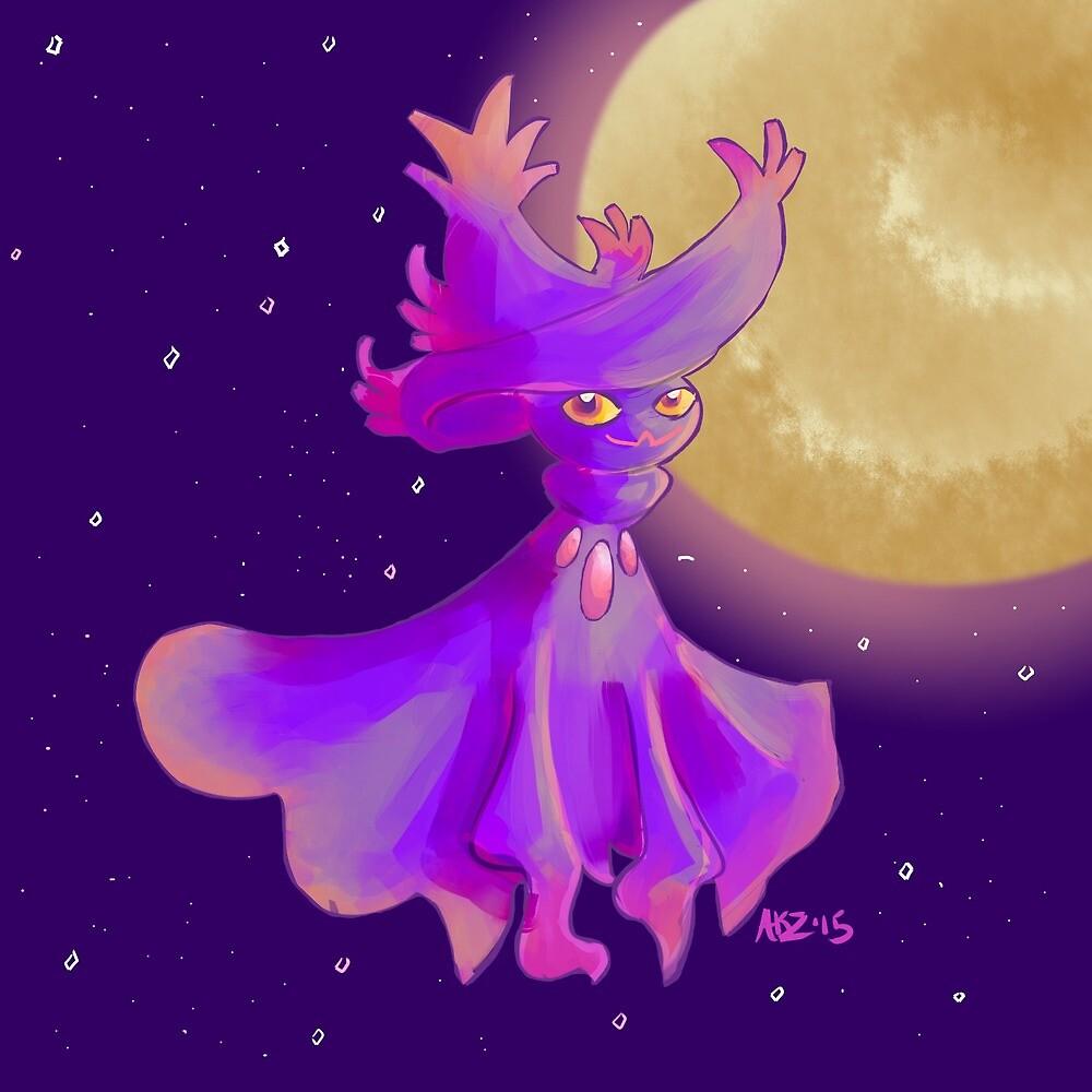 The Magical Ghost by sonicherosfan