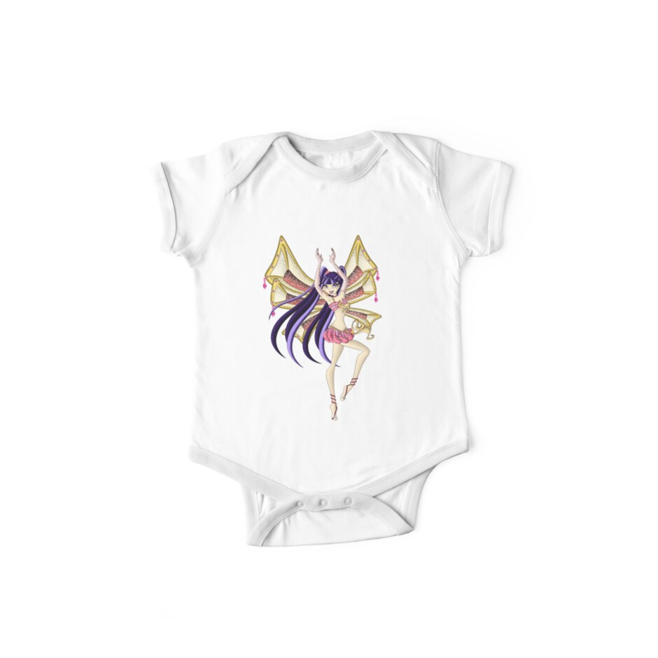 musa enchantix one piece short sleeve by starfiregal92 redbubble