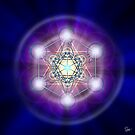 Sacred Geometry 20 by Endre