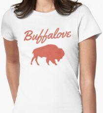 Buffalove Women's Fitted T-Shirt