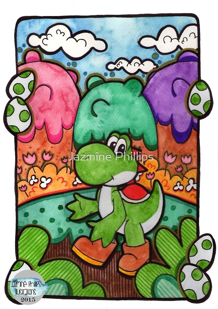 Yo-Yoshi!! by Jazmine Phillips