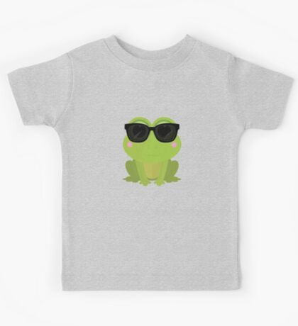 Cool Frog Kids Clothes