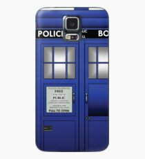 The Doctor is In Case/Skin for Samsung Galaxy