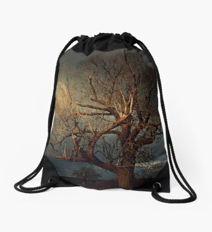 I'm Still Standing Drawstring Bag