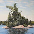 The Island - Muskoka Ontario (c) Ian Ridpath by IanRidpath