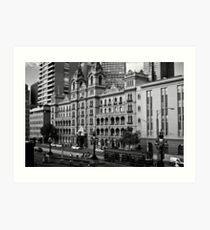 The Windsor Hotel - Melbourne Art Print
