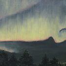 Northern Lights (c) Ian Ridpath 2010 by IanRidpath