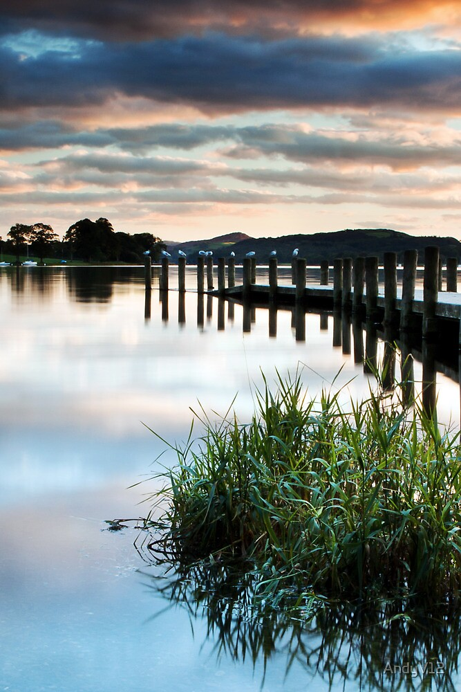 An Evening to Reflect by Andy Freer