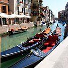 Gondolas by Christopher Cullen