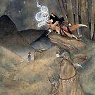 Okina Illusions Original by TeaKitsune