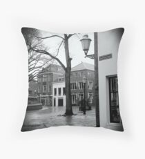 Vintage Vlaardingen Throw Pillow