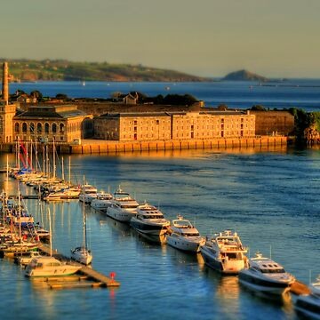 Gulliver's Travels to The Royal William Yard by morpheus71