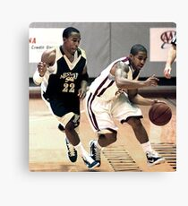 Missouri vs UIndy 8 Canvas Print