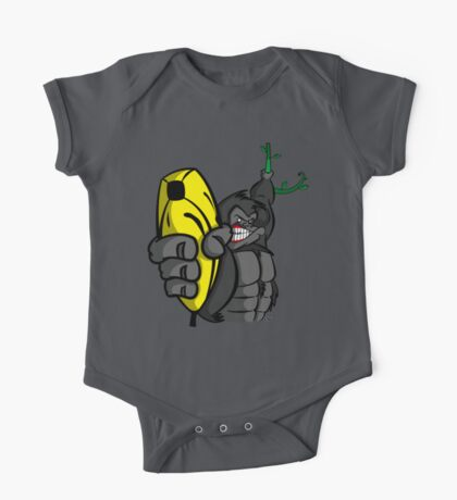 Guns Don't Kill People, Bananas Do! Kids Clothes