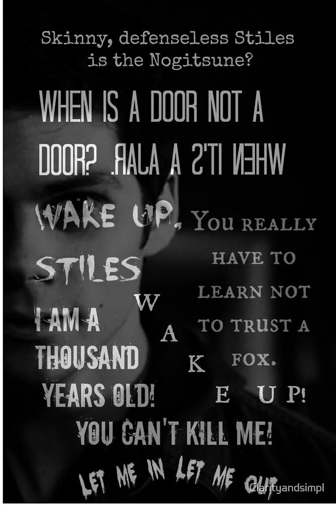 When is a Door Not a Door? by Clarityandsimpl