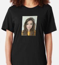 Belle Delphine Mugshot Slim Fit T-Shirt
