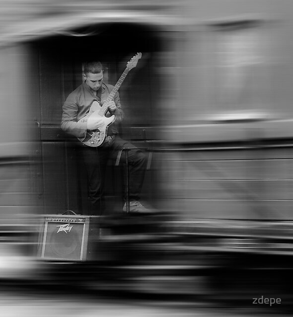 Travelin solo by zdepe