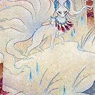 Kitsune Guardian by TeaKitsune