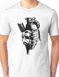 Just the thought of war makes me... T-Shirt