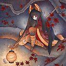 Lantern Light by TeaKitsune