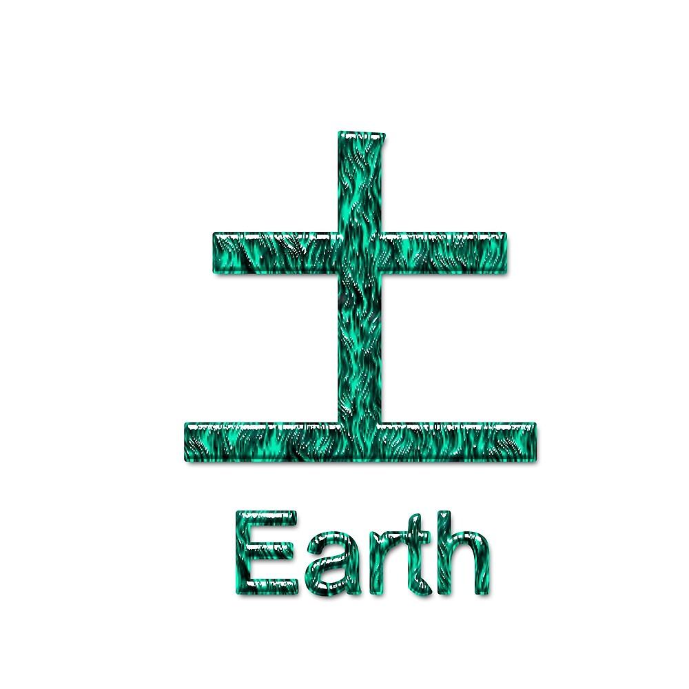 EARTH KANJI by meetmaria