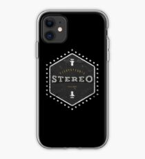 Stereo Super Sound iPhone-Hülle & Cover