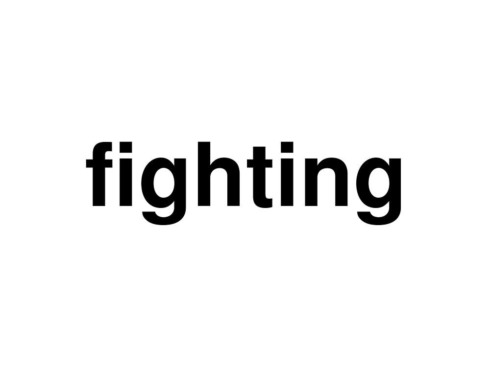 fighting by ninov94