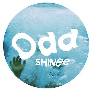 SHINee Odd by chngalexa