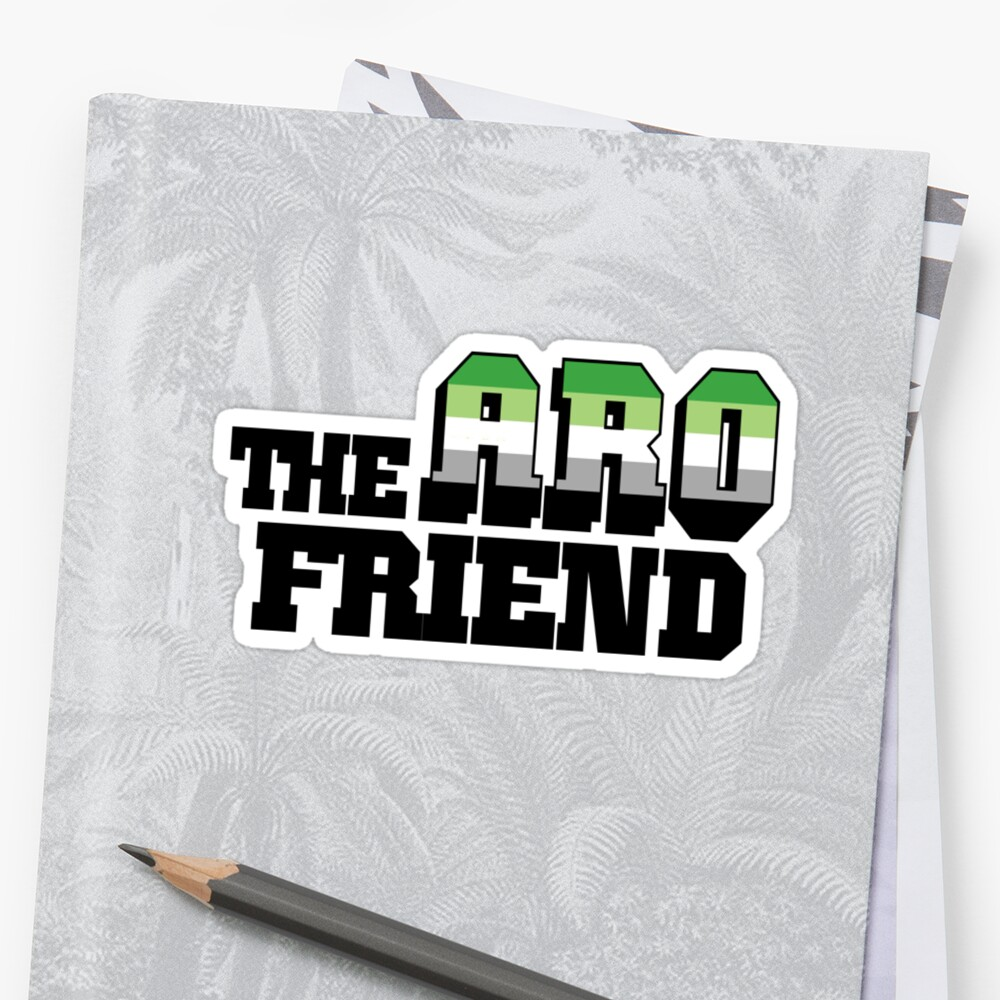 The ARO Friend by violentboots