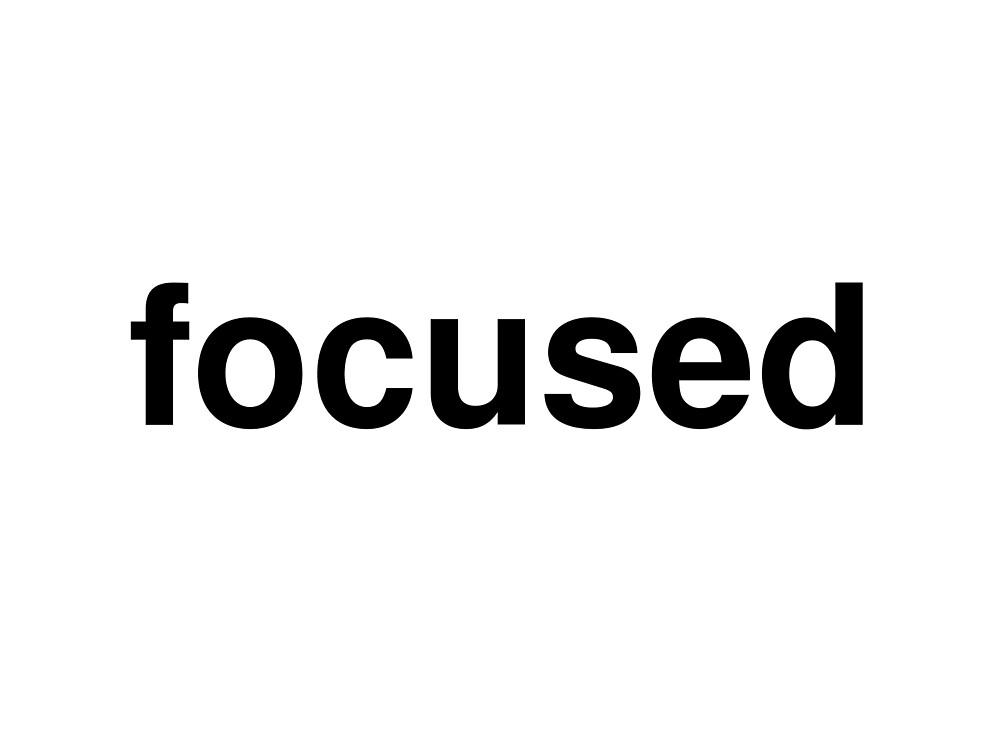 focused by ninov94