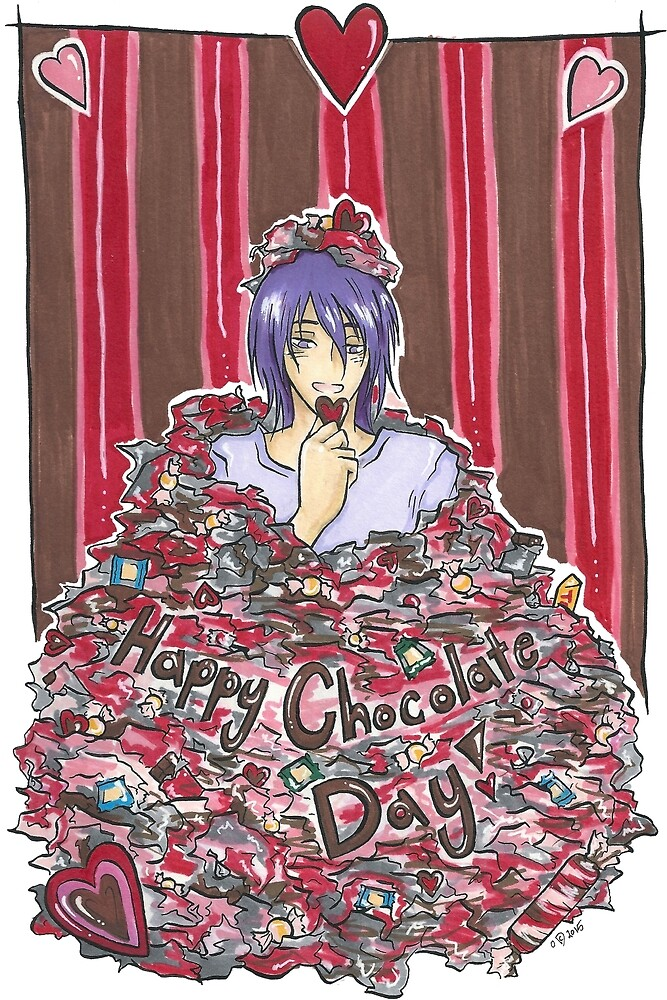 Happy Chocolate Day by Keicai
