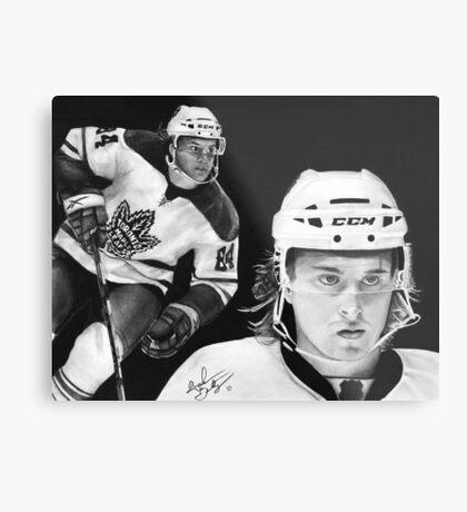 Mikhail Grabovski (Toronto Maple Leafs) Metal Print