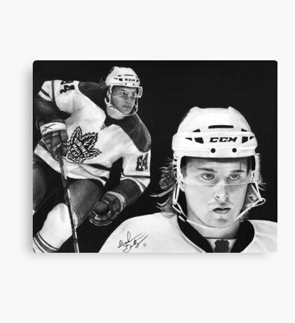 Mikhail Grabovski (Toronto Maple Leafs) Canvas Print